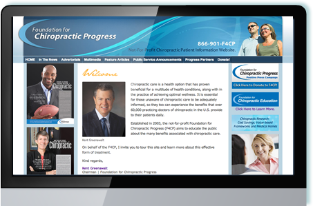 Learn how Chiropractic Care can help you.