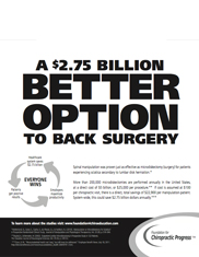 Better Option to Back Surgery